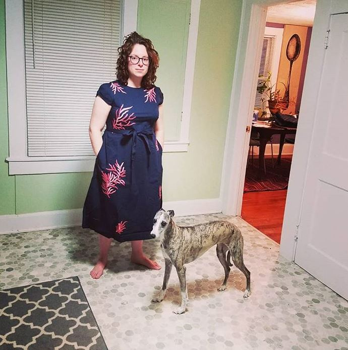 dog and pockets